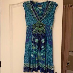 Beautiful silky summer dress